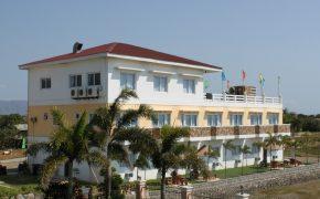 Ovemar resort hotel outside